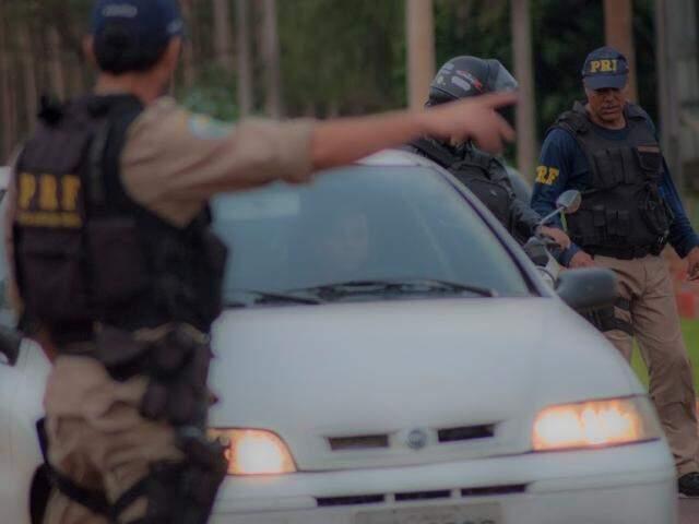 Foco da operação será a redução de acidentes nas BRs de todo o país (Foto: Divulgação/PRF)