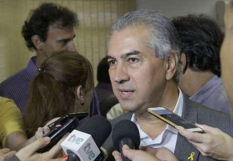 Reinaldo alega cautela e precaução ao prever orçamento para 2018