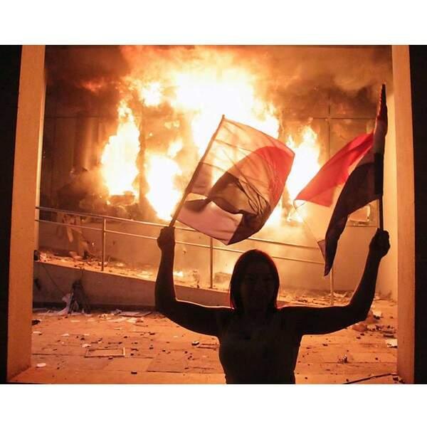 Paraguai em chamas: fogo no Congresso e assassinato