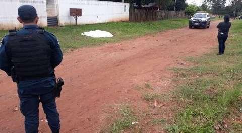 Jovem de 19 anos é executado por motociclistas na fronteira