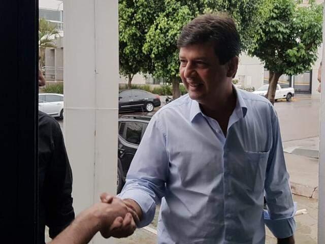 Reeleição de Mandetta e Tereza Cristina segue tratada como prioridade no partido. (Foto: Mirian Machado)