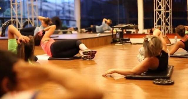 Exercícios duram, em média, 30 minutos. (Foto: Reprodução)