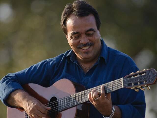 Guilherme Rondon concorre a uma indicação com o CD Made in Pantanal.