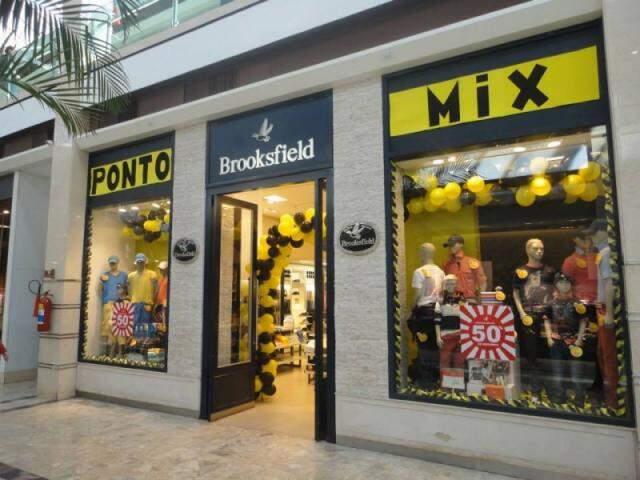 As lojas prometem descontos de até 70% nos produtos de amanhã até domingo. (Foto: Divulgação/Shopping Campo Grande)