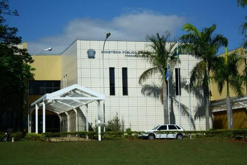 MPE-MS (Ministério Público Estadual de Mato Grosso do Sul). (Foto: Arquivo)