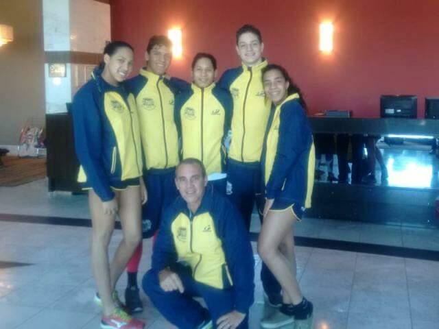 Equipe representará o Estado em competição nacional (Foto: Divulgação)