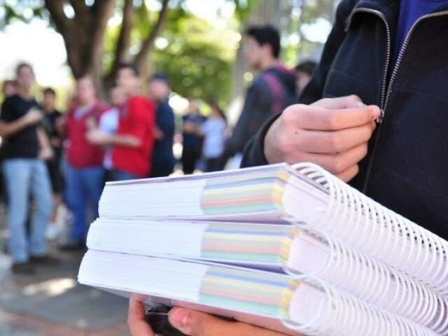 Ano letivo nas escolas do Estado tem início nesta quinta-feira (Foto: João Garigó/Arquivo)