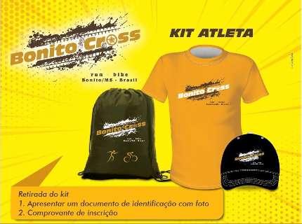 Bonito Cross terá entrega de kits aos atletas a partir da próxima sexta-feira