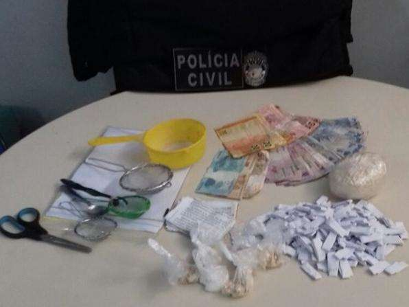 Operação prende sete pessoas envolda com o tráfico na região pantaneira