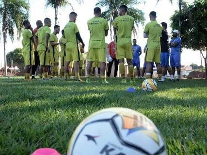 Corumbaense estreia no Brasileiro da Série D fora de casa neste sábado