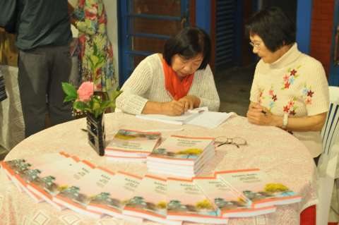 Escritora paulista conta a trajetória de imigrantes japoneses em MS