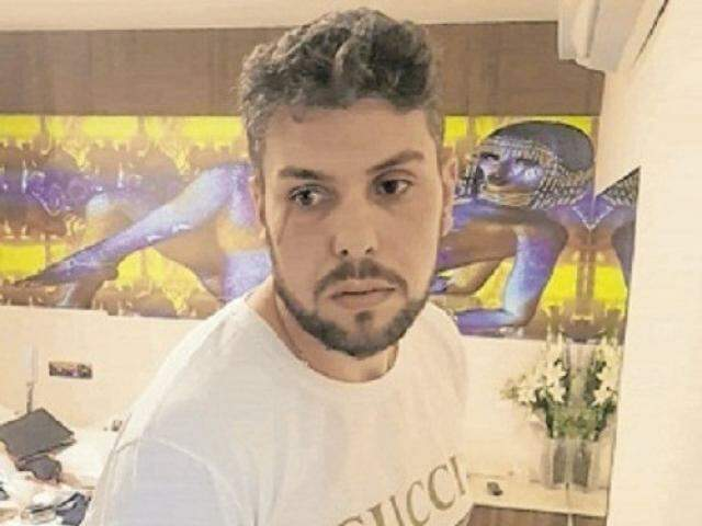 Zóio do PCC foi preso em 2018, depois de dois anos foragido, em um motel no Ceará. (Foto/Arquivo)
