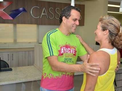 Eleição de Ricardo Ayache para segundo mandato na Cassems já teve 8 mil votos