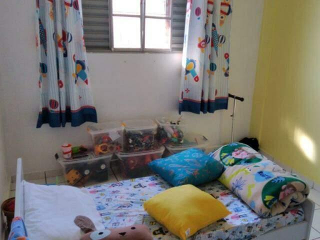 O quarto depois que Heitor arrumou (Foto: Arquivo pessoal)