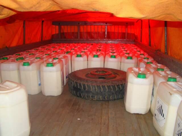 Mato Grosso do Sul é porta de entrada dos agrotóxicos vindos do Paraguai. (Foto: Divulgação)