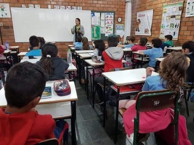 Um quarto dos professores de MS leciona sem formação específica para disciplinas. (Foto: Arquivo)