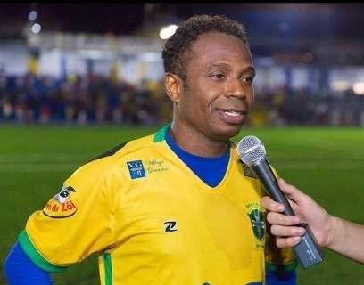 Masters da Seleção Brasileira e Comerário no aniversário de Campo Grande