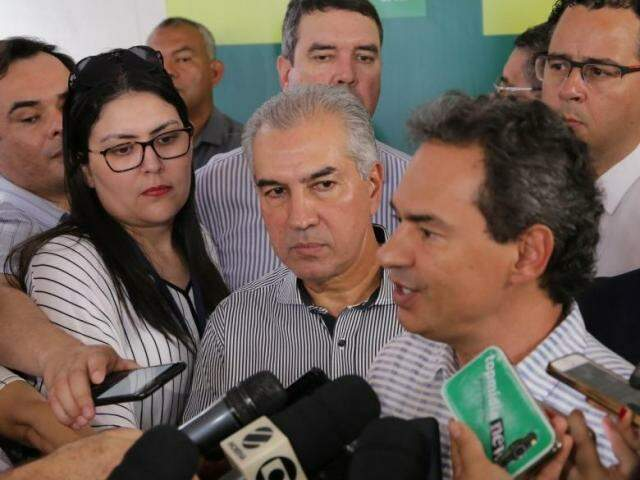 """Marquinhos reforçou que verba do Fundersul é """"carimbada"""". (Foto: Kísie Ainoã)"""