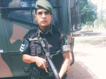 Morto em confronto entrou no Exército em 2014 e fazia curso para cabo