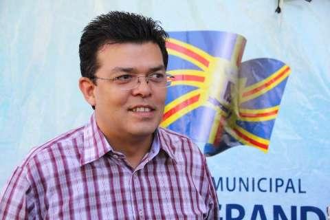 Prefeito afastado e atrás das grades, Gilmar Olarte renuncia ao cargo