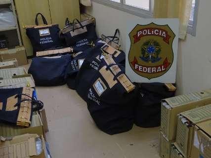 """Operação revela que investigados tinham """"propriedades desconhecidas"""""""