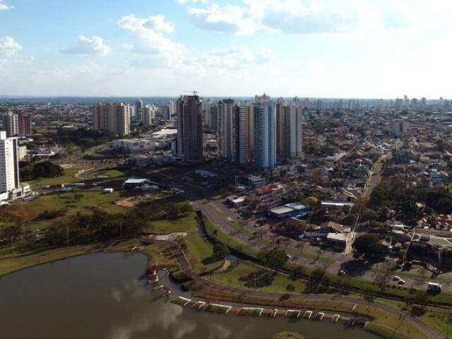 Revisão do Plano Diretor de Campo Grande teve início ainda em 2016 (Foto: PMCG/Divulgação)