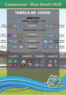 Copa de futebol de base na Capital começa com Corinthians e Cruzeiro