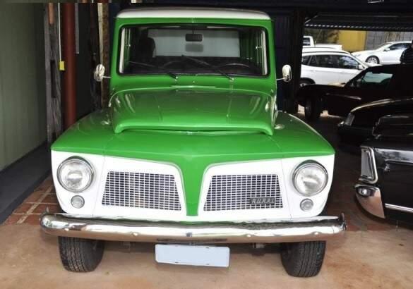 Foi lançado nos Estados Unidos em 1946 com o nome de Jeep Station Wagon. Foto: João Garrigó