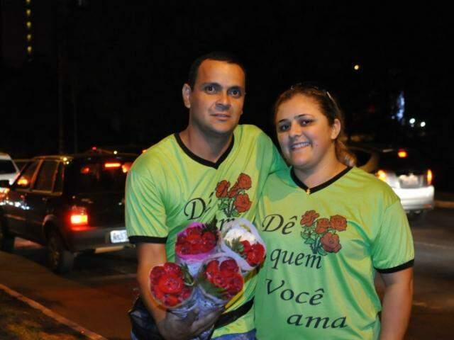 Miriam decidiu apostar no sonho do marido. (Foto: Alcides Neto)