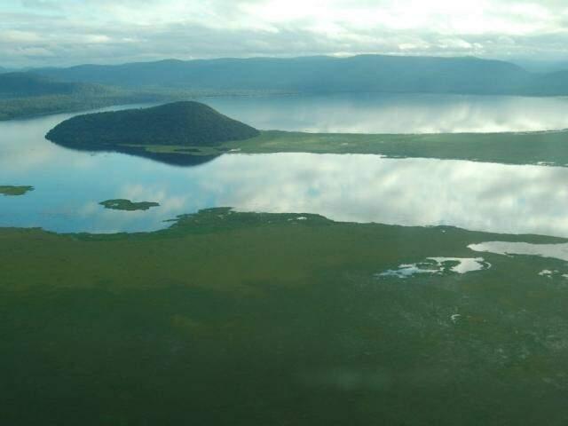 Teoria de que Pantanal já foi mar caiu com o passar dos anos (André Luiz Siqueira/Ecoa)