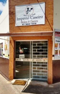 A loja fica na esquina entre as ruas 7 de Setembro com José Antônio. (Foto: Divulgação)