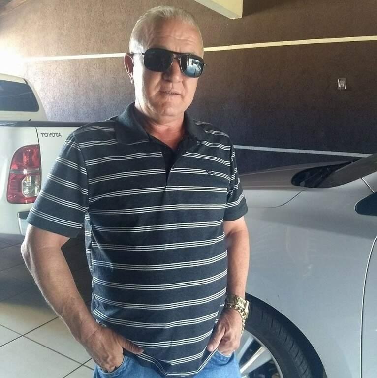 Mauro Dias dos Santos sumiu com o sócio, na semana passada (Foto: Reprodução/Facebook)