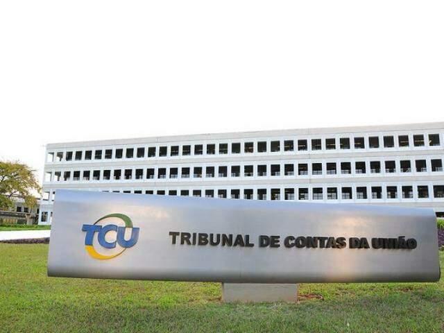Sede com o TCU em Brasília (DF) (Foto: Saulo Cruz/ TCU/Divulgação)
