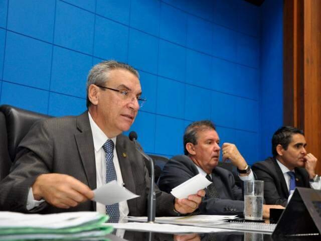 Deputados aprovaram o projeto durante a sessão desta quarta-feira (Foto: Luciana Nassar/ALMS)