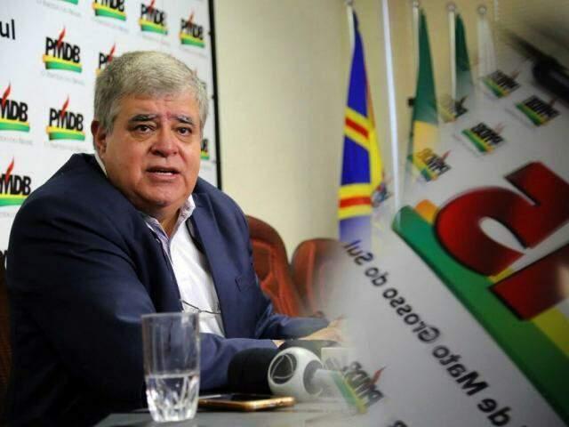 Ministro da secretaria de Governo, Carlos Marun (MDB). (Foto: Marcos Ermínio/Arquivo).