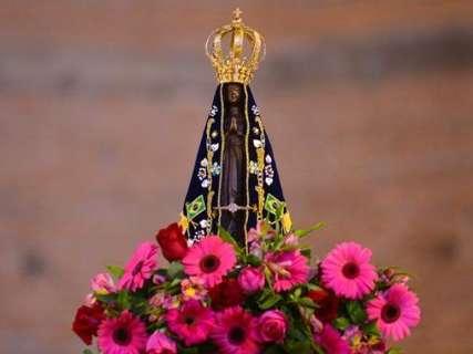 Procissões encerram o ciclo de novenas e festejos a Nossa Senhora