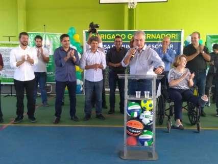 Reinaldo marca reunião para acabar com disputa sobre diretório do PSDB