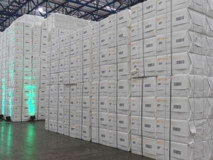 Exportações de MS somam US$ 5,3 bilhões em 11 meses e batem recorde histórico