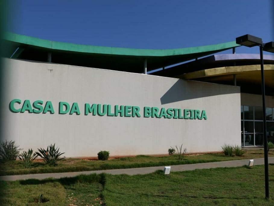 Em Campo Grande, Casa da Mulher Brasileira é referência em atendimento a mulher vítima de violência (Foto: Henrique Kawaminami)