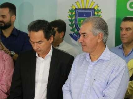 """Governador e prefeito ressaltam """"esforço concentrado"""" para casas na Capital"""