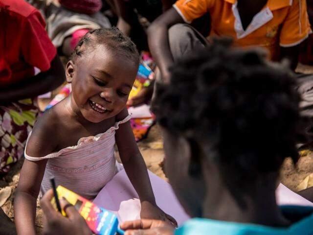 O objetivo é prover ajuda para comunidades carentes de países como Moçambique. (Foto: Gabriel Munhoz/ONG Reviva)