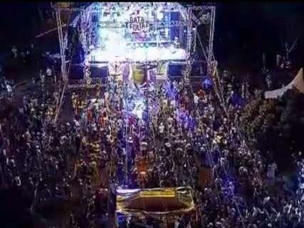 """Carnaval movimenta cidade e prefeito reitera que """"vale a pena investir"""""""