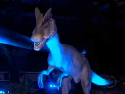 Organização muda data e Cidade do Dinossauro estreia na segunda-feira