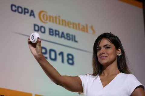 Times de MS vão pegar ASA de Arapiraca e Salgueiro na Copa do Brasil