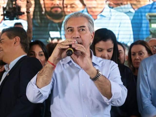 Reinaldo informou evolução patrimonial próxima a R$ 800 mil em quatro anos. (Foto: Fernando Antunes/Arquivo)