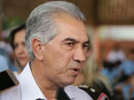 """Liminar promove """"explosão"""" no deficit previdenciário de MS, diz Reinaldo"""