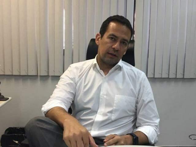 Mário José Esbalqueiro Júnior, juiz da 2ª Vara de Execução Penal. (Foto: Guilherme Henri)