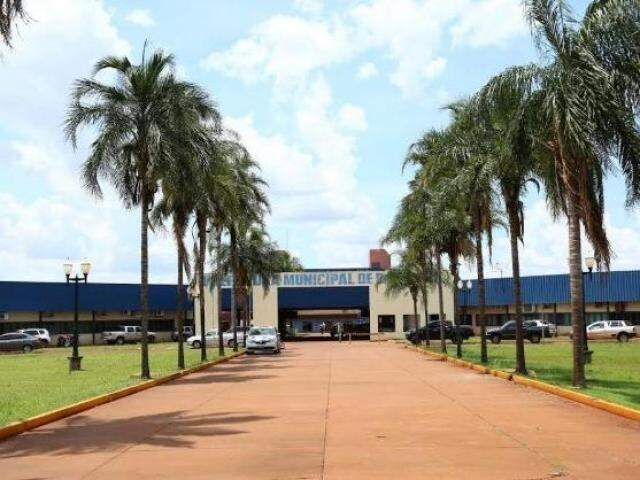 Fachada da Prefeitura Municipal de Dourados (Foto: reprodução/Dourados Agora)