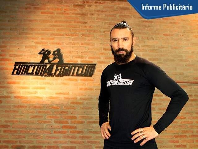 Ex-lutador de MMA, Eduardo Munra criou o método.