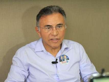 Governador tem entrevista no Campo Grande News e Odilon visita interior